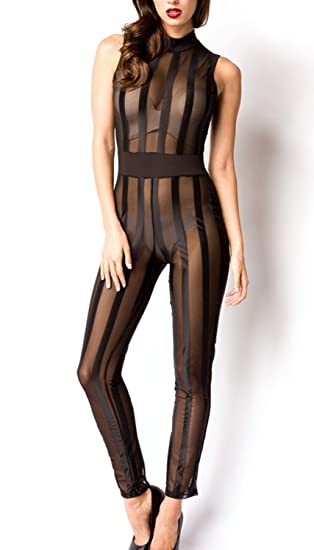 dd210163e6c9 Angies Glamour Fashion - Salopette - Femme  Amazon.fr  Vêtements et  accessoires