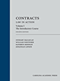 Contracts: Law in Action, Volume 1: The Introductory Course, Fourth Edition