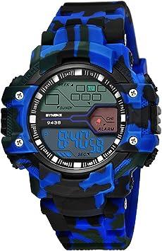 Reloj deportivo multifuncional militar para hombres, impermeable ...