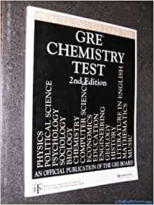 gre practicing to take the chemistry test pdf