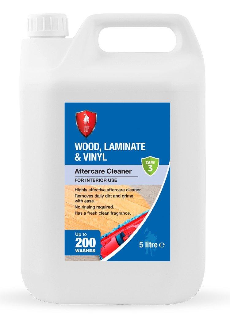 LTP madera, laminado y vinilo cuidado limpiador (5 L) laminado y vinilo cuidado limpiador (5L)