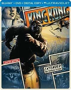 King Kong [Blu-ray] (Bilingual) [Import]