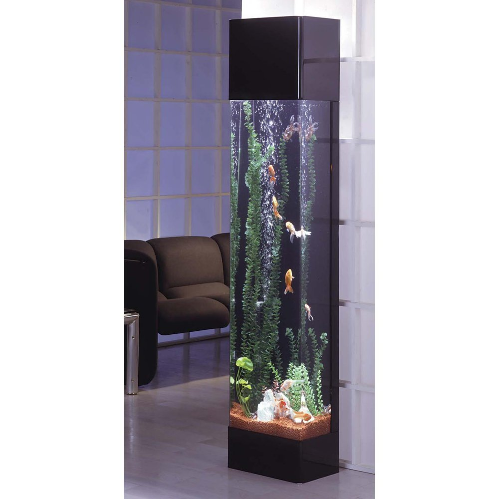 Fish for vertical aquarium - Amazon Com Aquatower 30 Gallon Rectangle Aquarium Aquariums Pet Supplies
