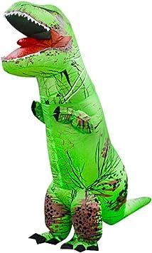 8HAOWENJU Dinosa inflable, Dinosaurios inflables, Traje de ...
