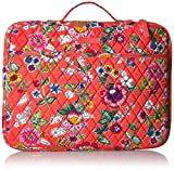 Laptop Organizer - Signature Messenger Bag Bag, Coral Floral, One Size