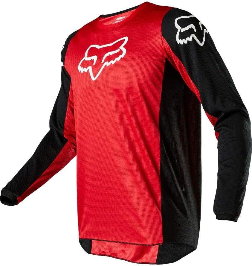 Fox Racing 180 Prix Jersey//Pants Set L//30 Red