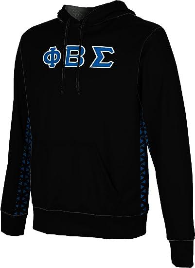 Prosphere Phi Beta Sigma Mens Hoodie Sweatshirt Geometric At