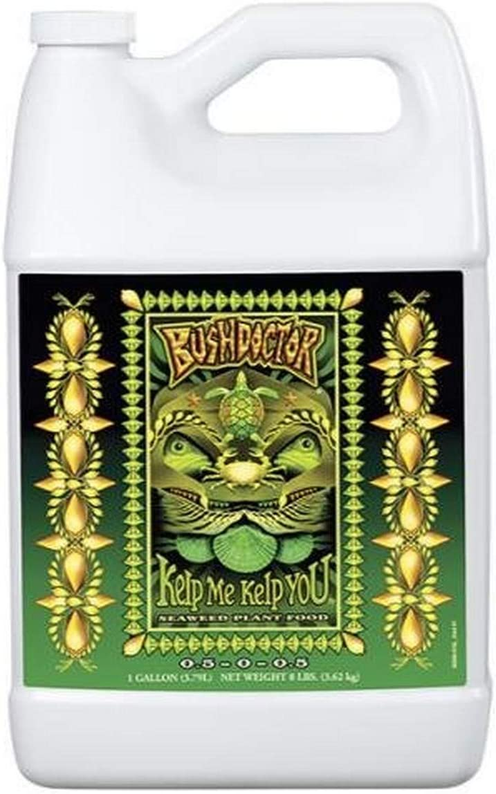 FoxFarm Fox Farm FX14112 Bush Doctor Kelp You Fertilizer, Gallon, 1 Gallon