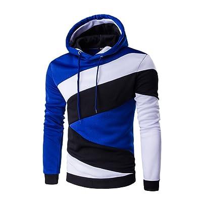 YanCui@ Men's Casual Sports Fall Winter Hooded Hoodies