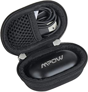 Hermitshell Hard Travel Case for Mpow M30 in-Ear Bluetooth Earbuds