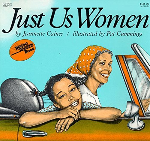 Just Us Women - Books with Black Protagonists