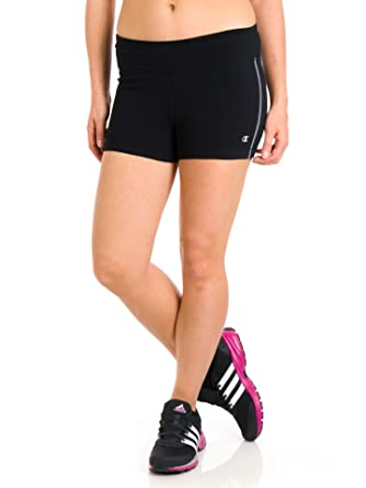 748f7f6a14ad Image Unavailable. Image not available for. Color  Champion Power Cotton  Women`s Boy Shorts