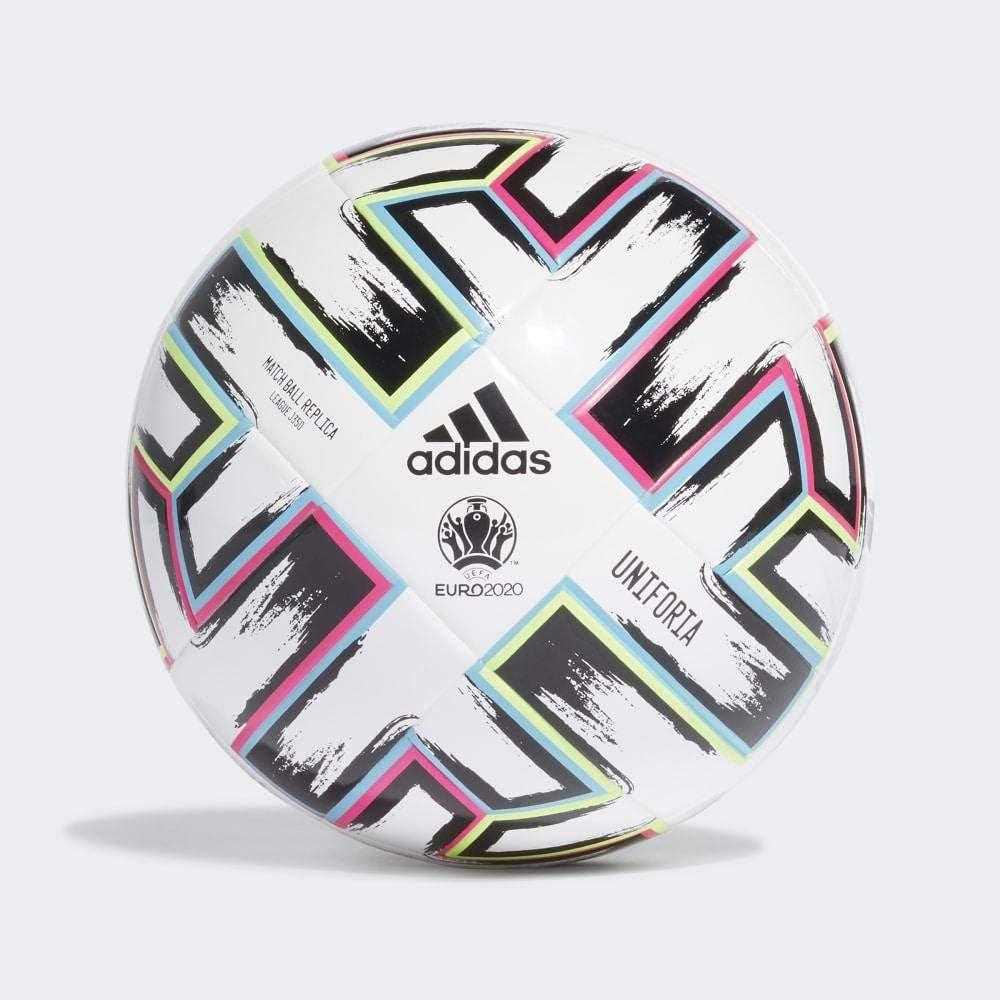 adidas Unifo Lge J350 Balón de Fútbol, Niños: Amazon.es: Deportes ...