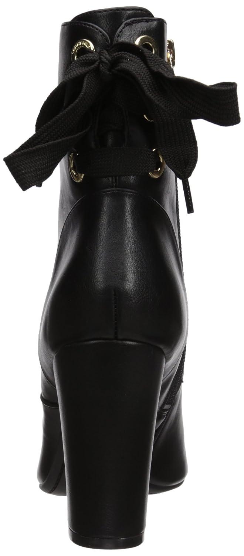 Tommy Hilfiger Women's Divah B(M) Fashion Boot B06Y3B3MXC 9.5 B(M) Divah US|Black/Black 0118e4