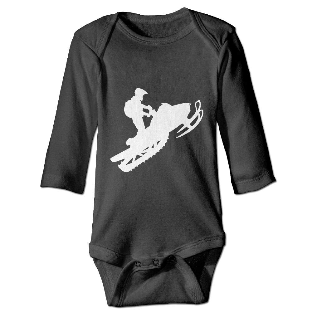 Db95UR@6p Infant Baby Girls Boys Long Sleeve Jumpsuit Warm Snowmobile Cotton Romper