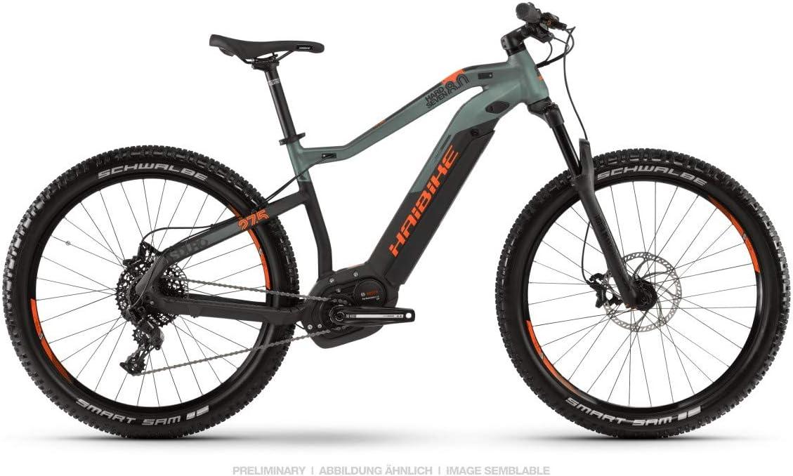 Haibike Sduro HardSeven 8.0 Pedelec E-Bike - Bicicleta de montaña ...