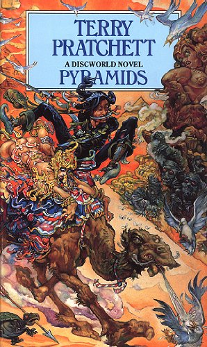 Pyramids   Discworld Novel 7   Discworld Novels Band 7