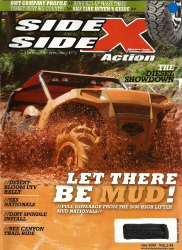 John Deere Mule (Side Side X Action Magazine, July 2008)