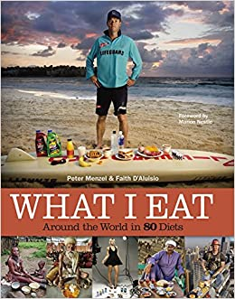 image for What I Eat: Around the World in 80 Diets