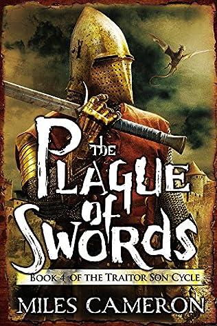 book cover of A Plague of Swords