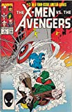 img - for The X-Men Vs. The Avengers #3 (3 of 4) book / textbook / text book
