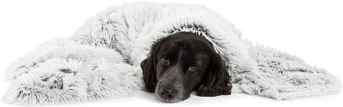 Best Friends by Sheri Luxury Shag Dog & Cat Throw Blanket