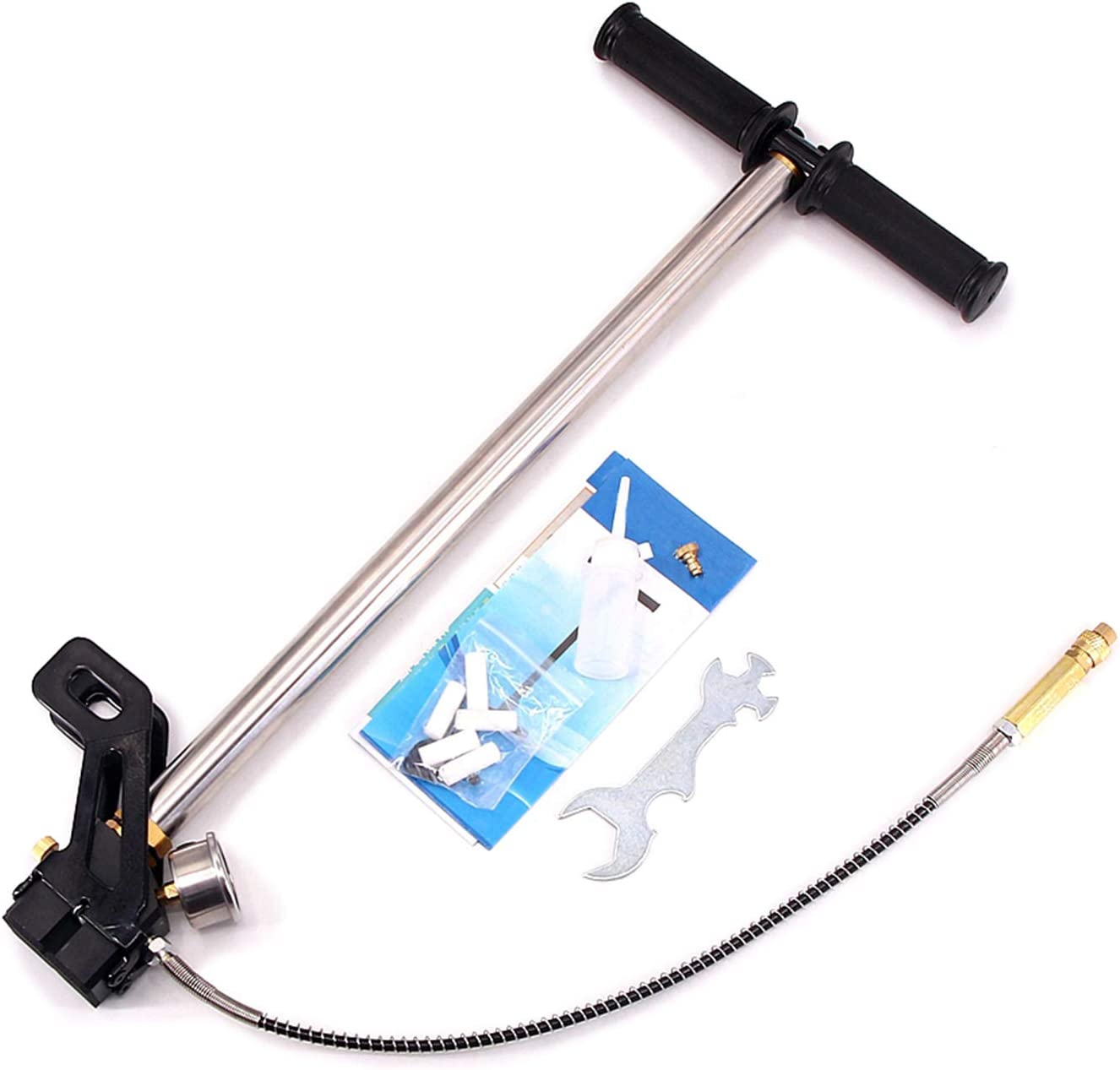4500PSI PCP Pump Airgun High Pressure Pre-Charged Pneumatic Charger New