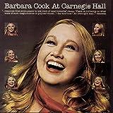 Barbara Cook at Carnegie Hall
