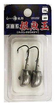 イッセイ(ISSEI)ジグヘッド海太郎スイミング根魚玉28g#3/0.の画像