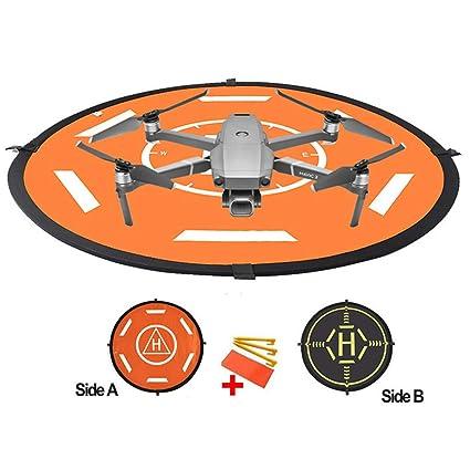STARTRC Mavic 2 Pro Drone Landing Pad Delantal Plegable 80cm para ...