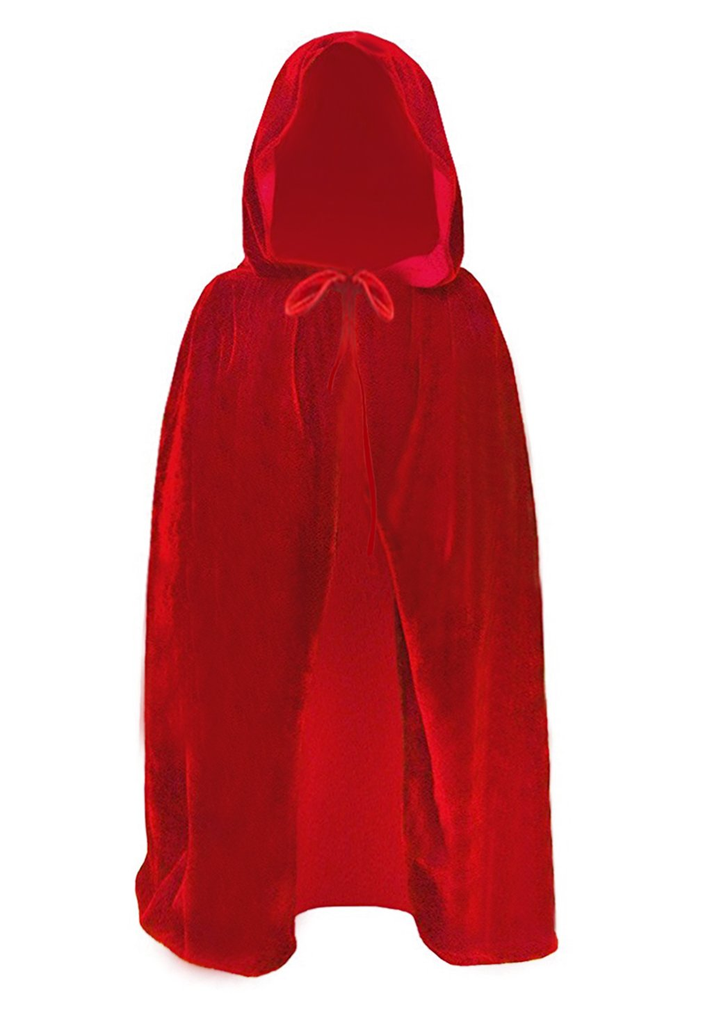 Kids Halloween Christmas Costumes Cape Velvet Hooded Cosplay Party Cloak Wizard Robe