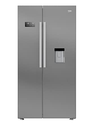 Frigorifico Side by Side Beko GN163221XB: 628.87: Amazon.es ...