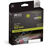 Rio Gold InTouch Trout Series Moss/Gray/Gold Fly Line WF-4-F