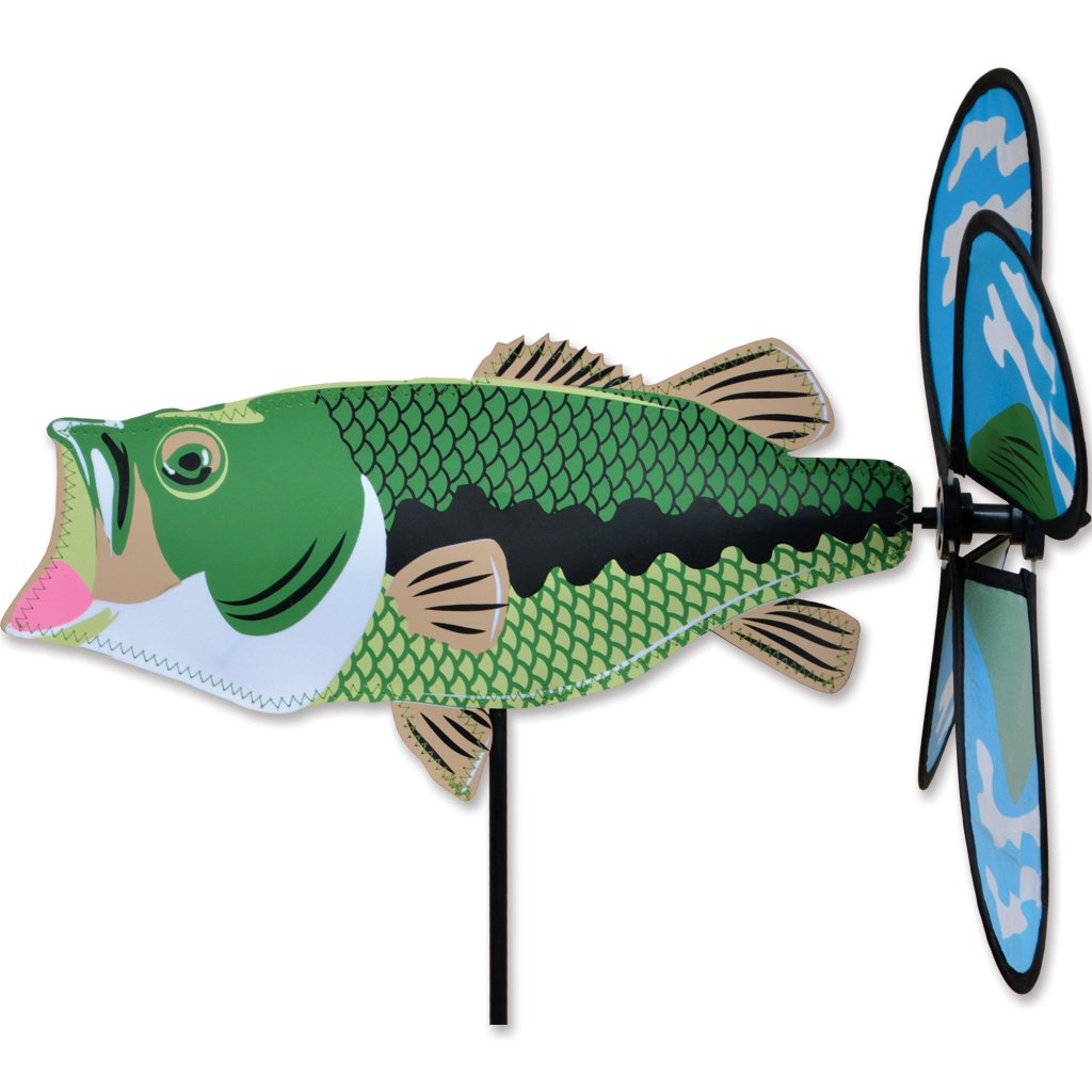Petite Spinner Bass