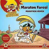 Speedy Gonzales - Maraton Faresi: İngilizce ve Türkçe Aktivite Hikaye Kitapları - Çıkartma Hediyeli