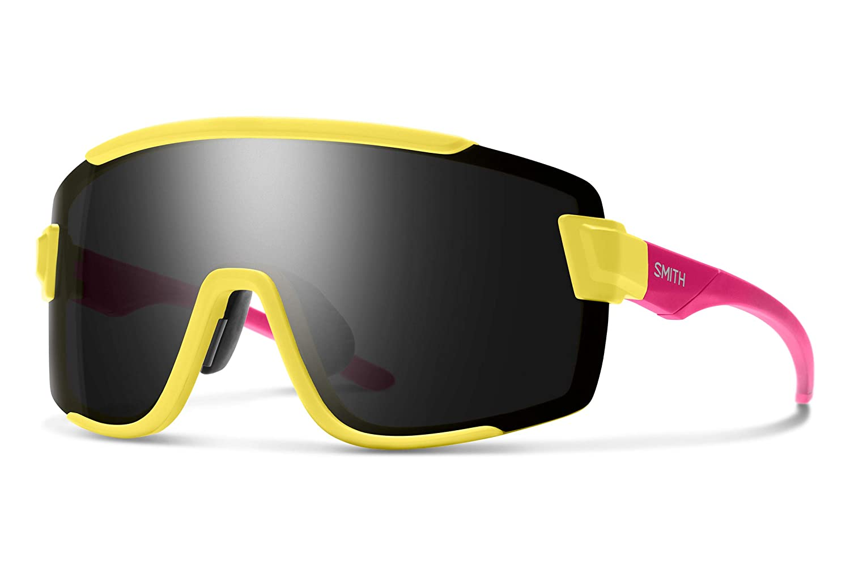 Smith Optics Wildcat Gafas de sol, Multicolor (Yllw Fchs ...