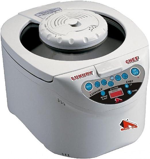 Robot de cocina. Luxury Chef. ECO-3300. Eco-De: Amazon.es: Hogar