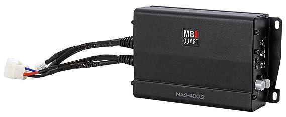 Amazon.com: MB Quart NA2 – 400.2 400 W RMS 2-CH. Marina ...
