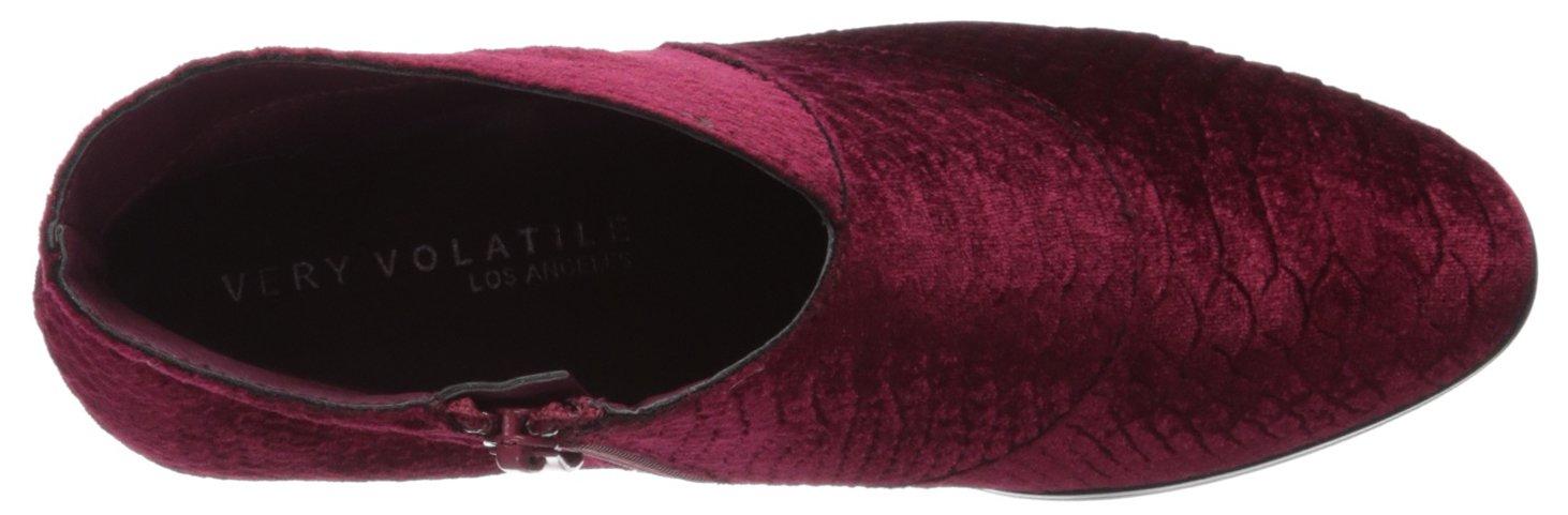 Very Volatile Women's Kyra Ankle Boot B075KZQMP8 9 B(M) US|Wine