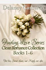 Finding Love Series Clean Romance Collection: Books 1-6 Kindle Edition