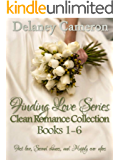 Finding Love Series Clean Romance Collection: Books 1-6