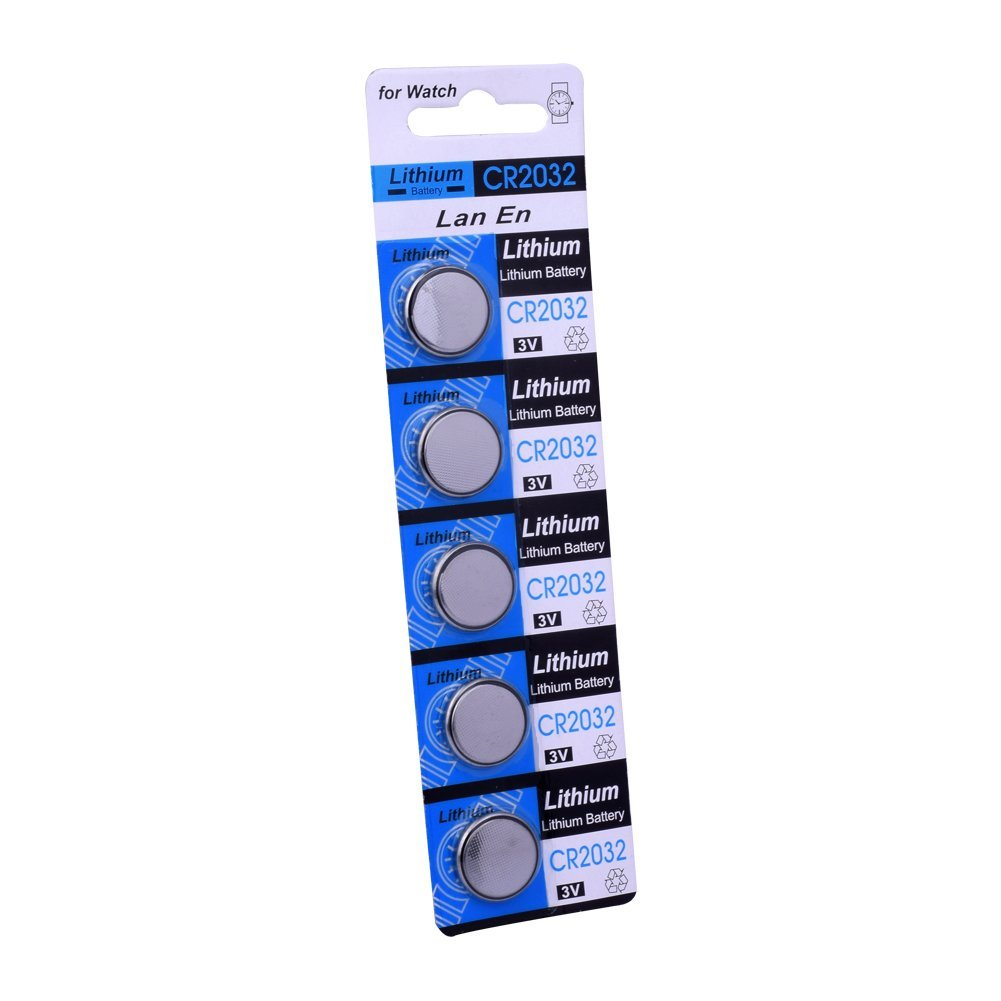 Ycdc Cr2032 Dl2032 Kcr2032 5004lc Ecr2032 3v Button Coin Cr2332 Cell Battery Lithium Batteries For Electronic Single Use Main Mother Board Wristwatch Toys Remote Controllers