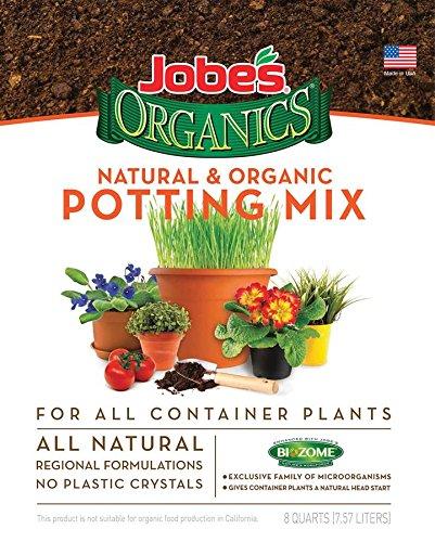 EASY GARDENER SOILS 08708P Organics Potting Mix , 1 cu.ft.