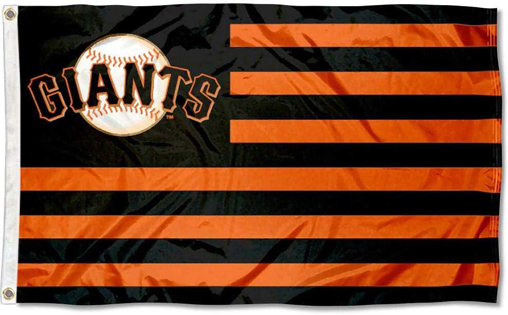 WinCraft San Francisco Giants Nation Flag 3x5 Banner