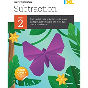 IXL Math Workbook: Grade 4 Multiplication: IXL Learning