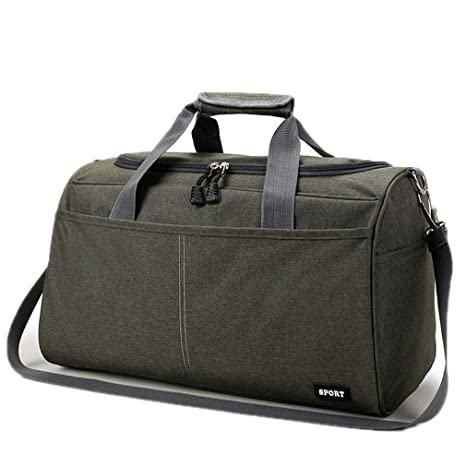 Image Unavailable. Image not available for. Color  CLHFJ Sports Traveling  Bag Training Gym Bags for Men Woman ... fb81757643