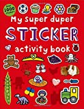 My Super Duper Sticker Activity Book: with Over 1000 Stickers