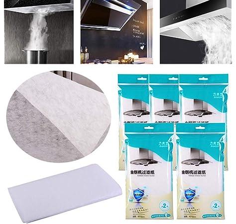 Filtro Campana Extractora de Cocina para Diferentes Modelos 1m x 2m ISO 16890 G4: Amazon.es: Bricolaje y herramientas