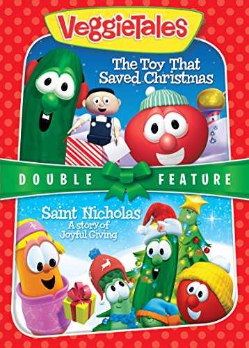 (VeggieTales (The Toy That Saved Christmas / Saint Nicholas A Story Of Joyful Giving) (Double)