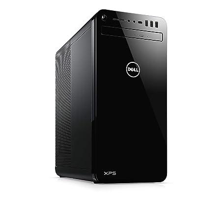 Dell XPS 8930 VR Ready Gaming Desktop Computer, 8th Gen Intel Hexa-Core i7-8700 up to 4.6GHz, NO DVD, Windows 10, Choose 8GB 16GB 32GB DDR4, 256GB 512GB 1TB SSD 1TB 2TB HDD, GTX 1030 1060 1050 Ti